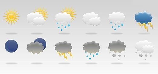 Icon Collection: Weather