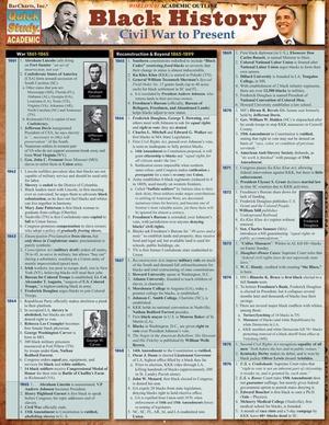 Black History: Civil War To Present