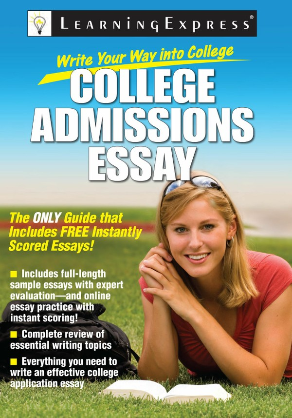 Winning College Admissions Essays