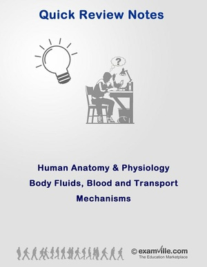 Nursing Review - Body Fluids, Blood and Transport Mechanisms