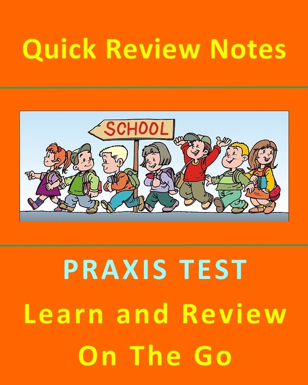 PRAXIS Praxis English Language, Literature and Composition Test - 200+ Quick Review Facts