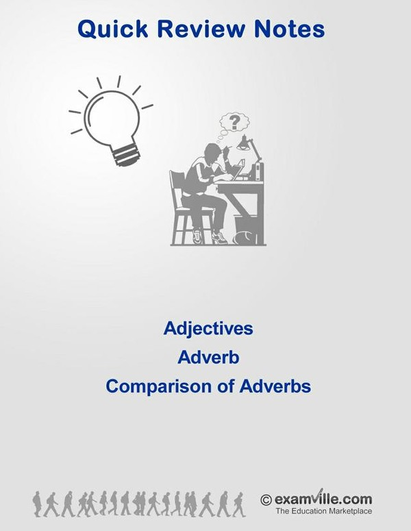 English Grammar Review - Adjective, Adverb, Comparison