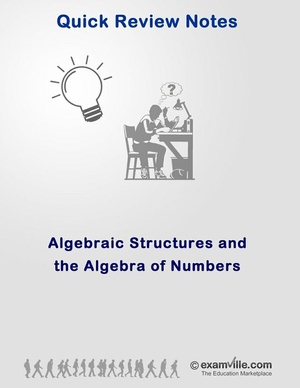 Algebraic Structures and the Algebra of Numbers