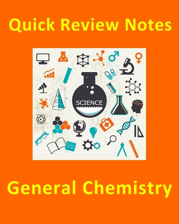 Matter and Energy - Quick Chemistry Review and Handout
