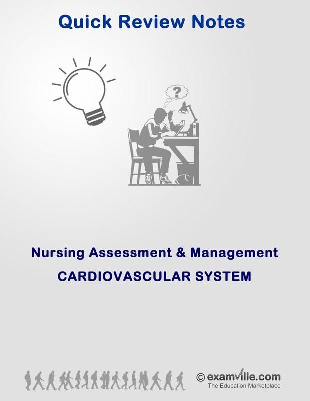 Nursing Assessment - Cardiovascular System