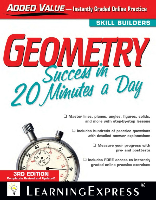 Geometry Success for High School Students