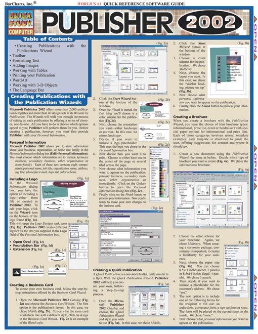 Publisher 2002