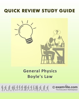 Boyle's Law (General Physics Quick Facts)