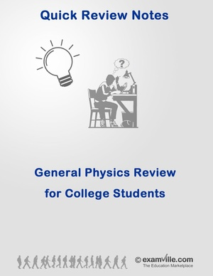 Quick Review of Key Concepts in Physics