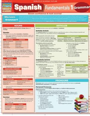 Spanish Fundamentals 1