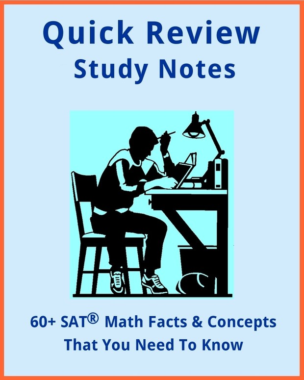 60+ SAT and PSAT Math Formulas and Concepts That You Need To Know.