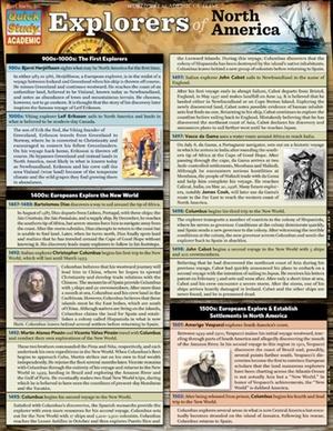 Explorers Of North America