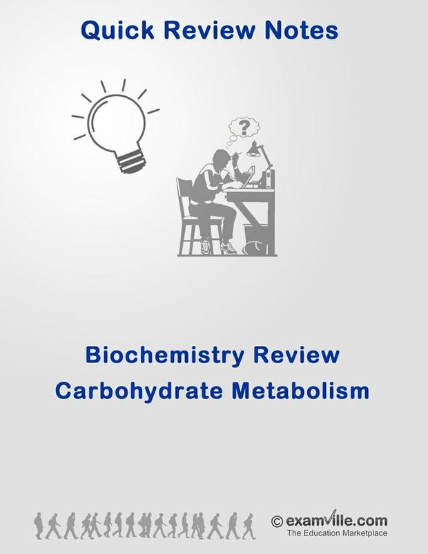 Biochemistry Review - Carbohydrate Metabolism