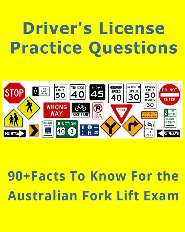 90+Facts To Know For the Australian Fork Lift Operator's Exam