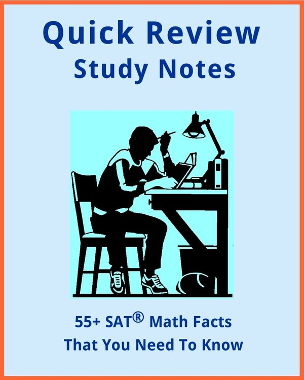 55+ Math SAT Facts That You Need To Know