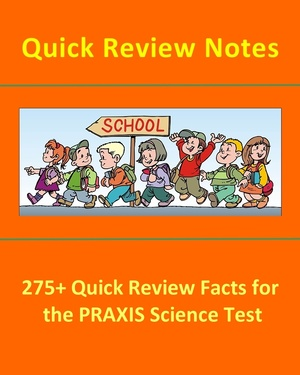 275+ Quick Review Facts for PRAXIS Science Test