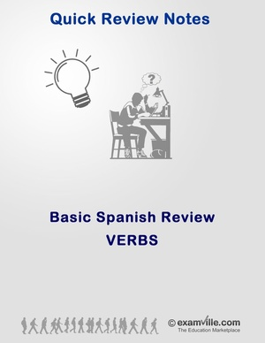 Basic Spanish Review Guide