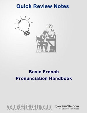 Basic French Pronounciation