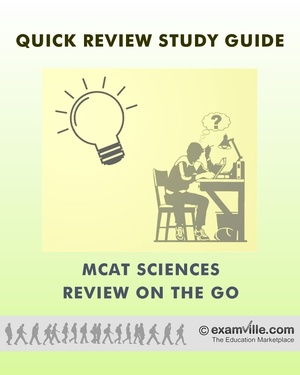 MCAT Sciences Review On The Go