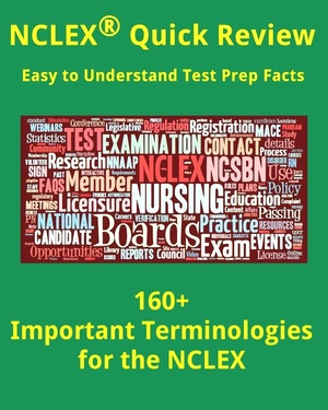 160+ Important Terminologies & Definitions for the NCLEX