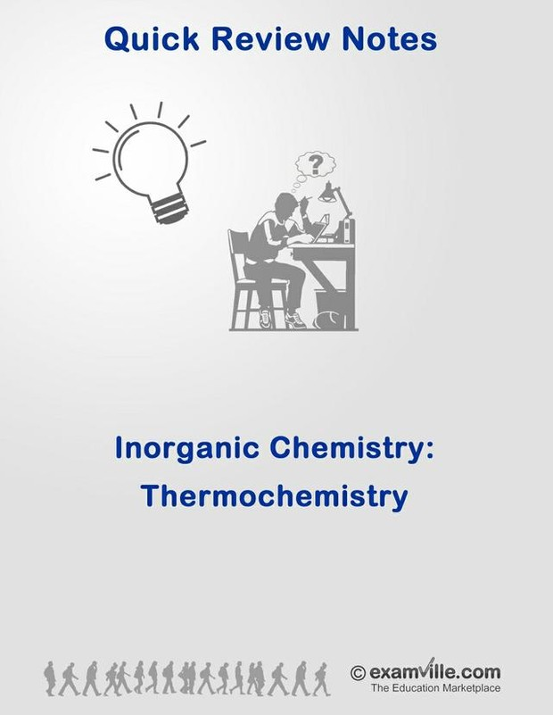 Thermochemistry Quick Review (General Chemistry)