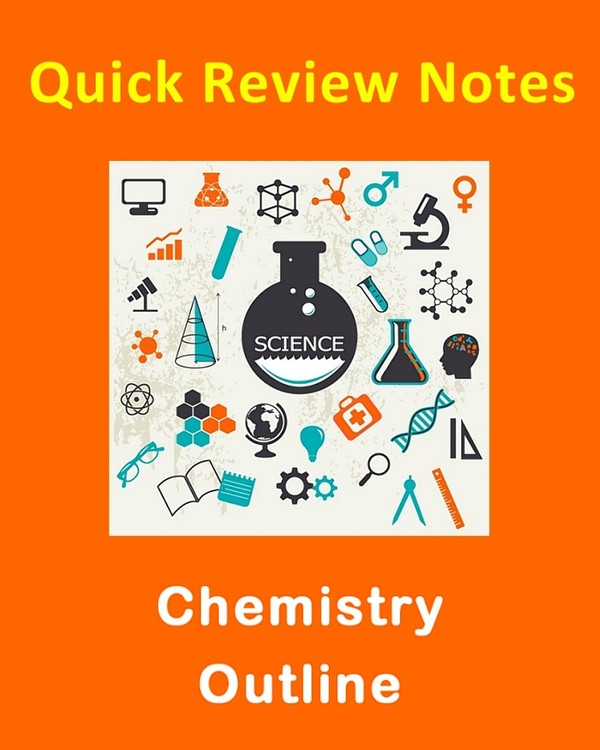 200+ Quick Review Facts and Concepts for the Regents Chemistry Test