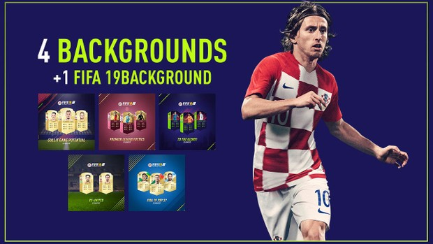 5 FIFA BACKGROUNDS