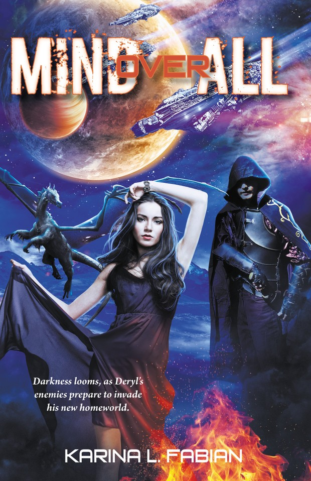 Mind Over All (The Miscaria, Book 3) Ebook
