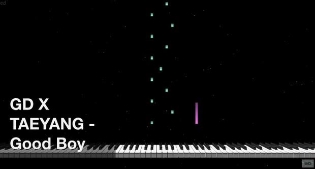 【미디 MIDI】 GD X TAEYANG - GOOD BOY | MIDI makernect