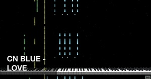 【미디 MIDI】 씨앤블루 CNblue - Love | MIDI makernect