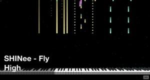 【미디 MIDI】 샤이니 SHINee - Fly High | MIDI makernect