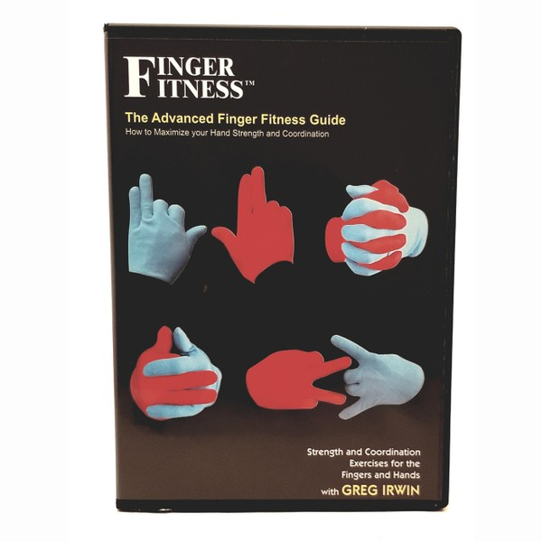Video Download: The Advanced Finger Fitness Guide