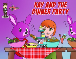 Kay and the Dinner Party E-Book