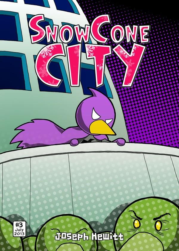 SnowCone City #3