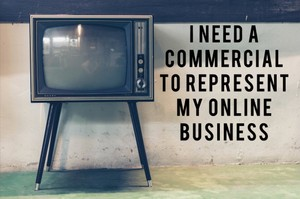 1 Min. Promo Commercial For Your Products, Services, etc.