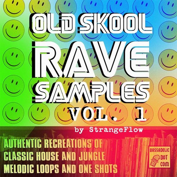 Old Skool Rave Samples (VOL 1)