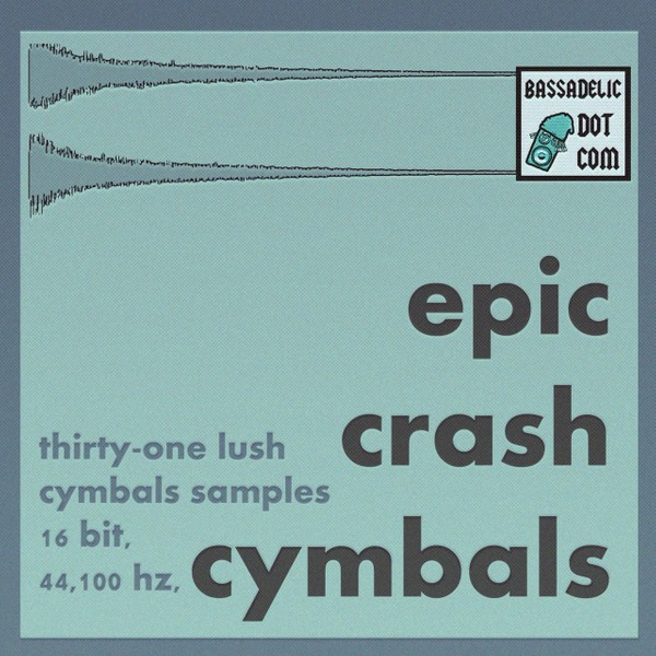 Epic Crash Cymbal Samples