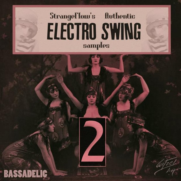 Electro Swing Samples VOL 2 !
