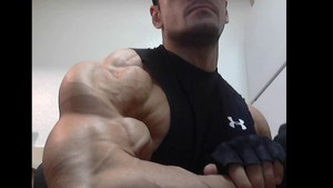 Sergio Ripped & Vascular