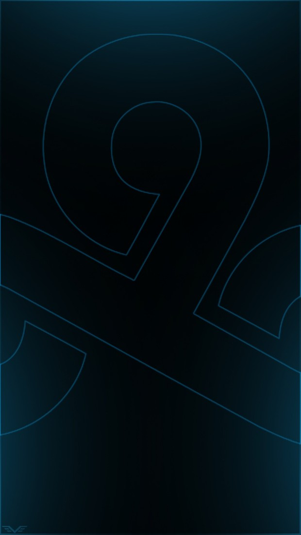 Cloud 9 Iphone Wallpaper Template Vre4p