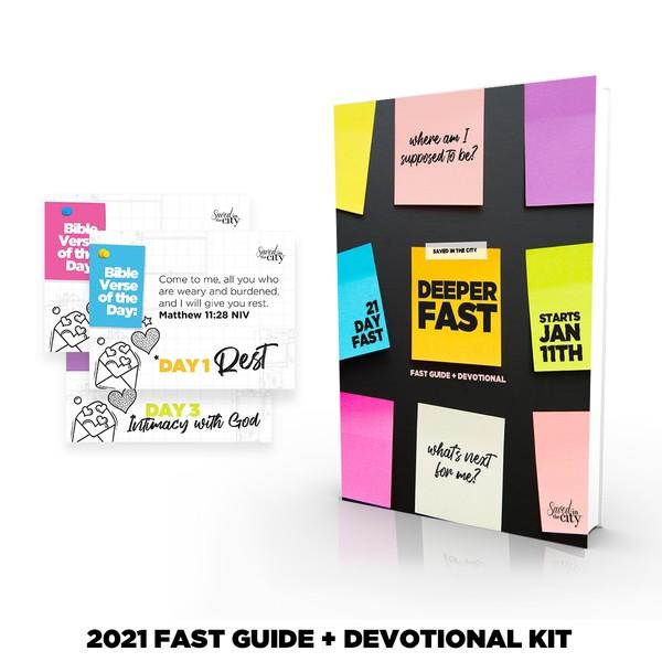 2021 Fast Guide + Devotional Kit