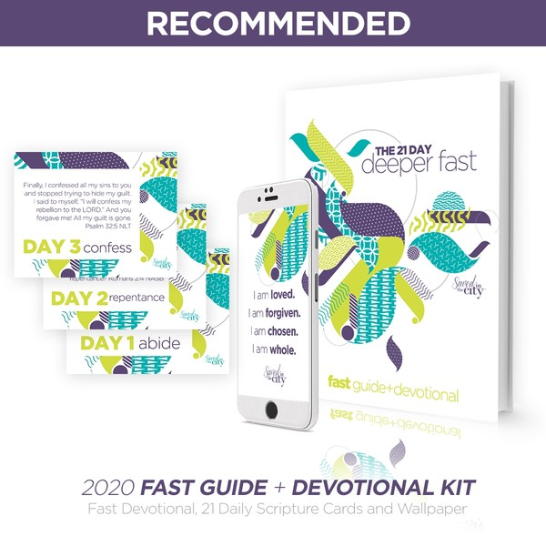 2020 Fast Guide + Devotional Kit