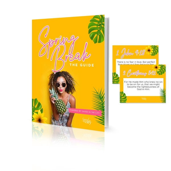 2020 Spring Break Guide + Scripture Cards