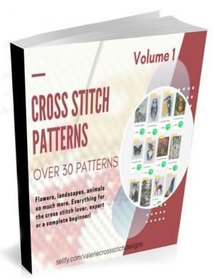 Cross Stitch Patterns Collection VOLUME 1