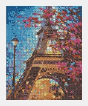 Cross Stitch PDF Eiffel Tower