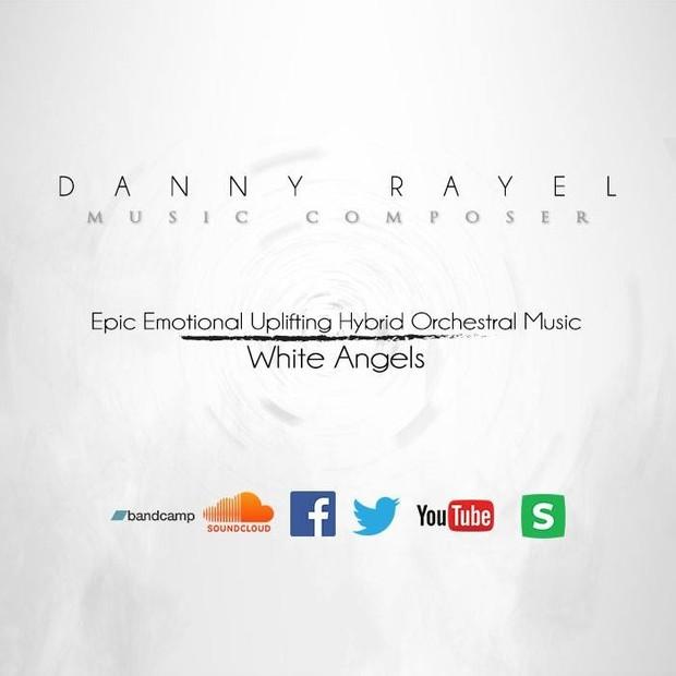 Epic Emotional Uplifting Hybrid Orchestral Music - White Angels