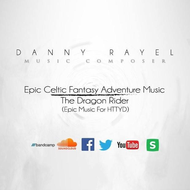 Epic Celtic Fantasy Adventure Music - The Dragon Rider