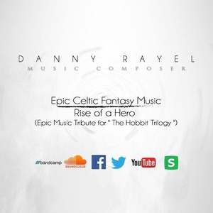 Epic Celtic Fantasy Music - Rise of a Hero