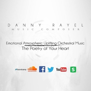 Emotional Atmoshperic Uplifting Orchestral Music - The Poetry of Your Heart
