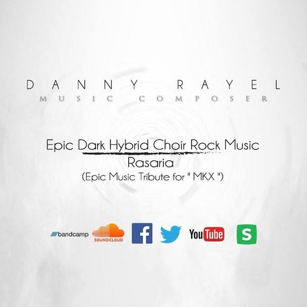 Epic Dark Hybrid Choir Rock Music - Rasaria ( Epic Music Tribute For MKX )